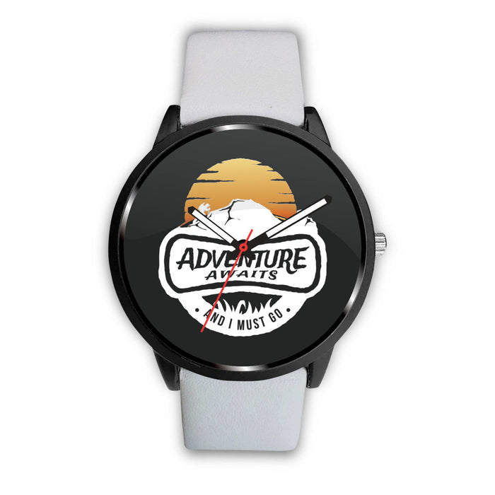Adventure awaits - watch