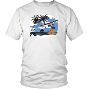 Beautiful Sea - District Unisex Shirt