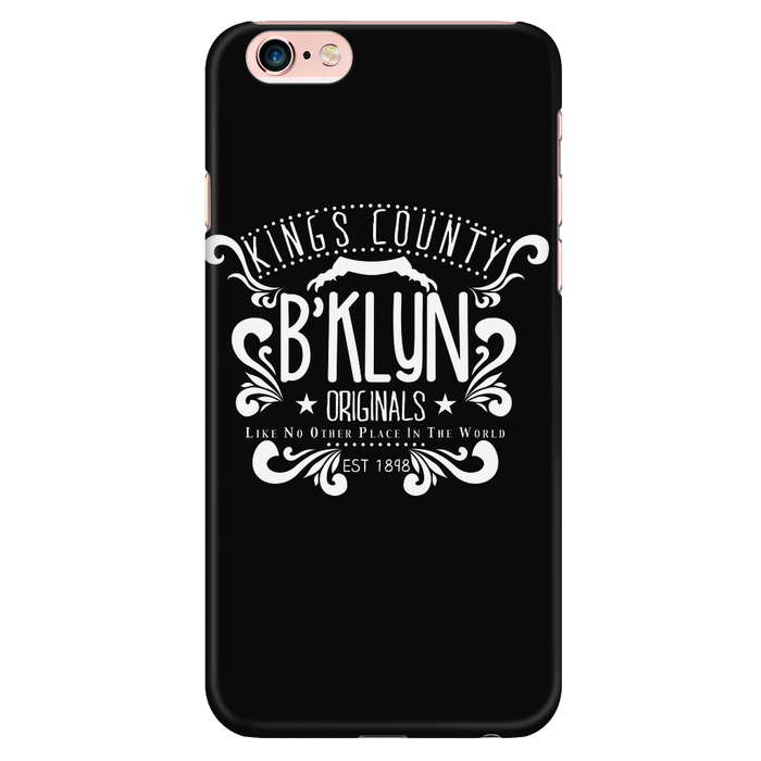 Kings country B'klyn - iPhone and Samsung Cases