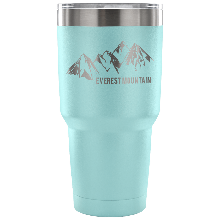 Everest Mountain - 30 Ounce Vacuum Tumbler