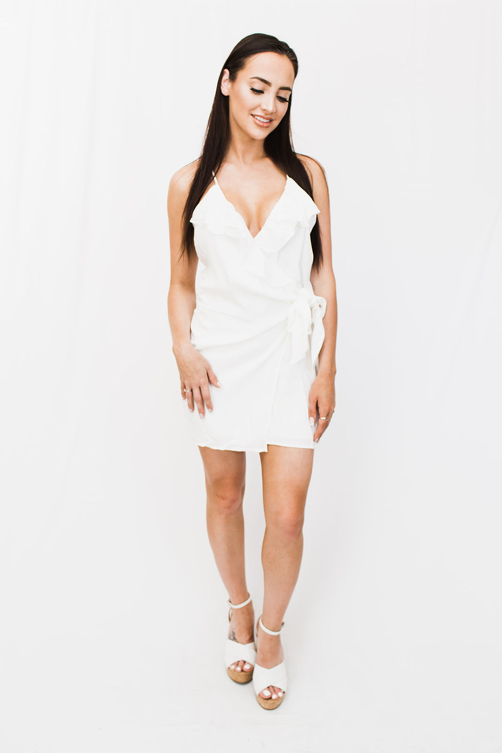 Ava July Wrap Dress