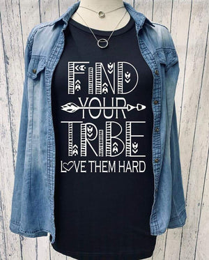 Find Your Tribe Tee