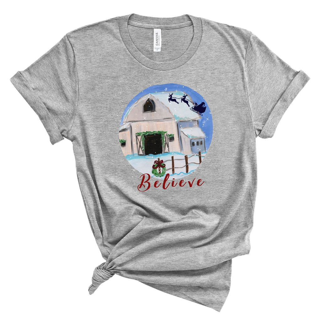 S - Barn - Athletic Heather Grey-Shop-Wholesale-Womens-Boutique-Custom-Graphic-Tees-Branding-Gifts