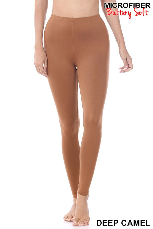 Basic Camel Leggings