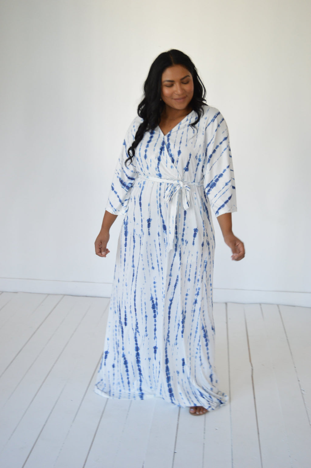 All in Time Tie Dye Maxi