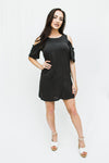 Francesca Cold Shoulder Dress