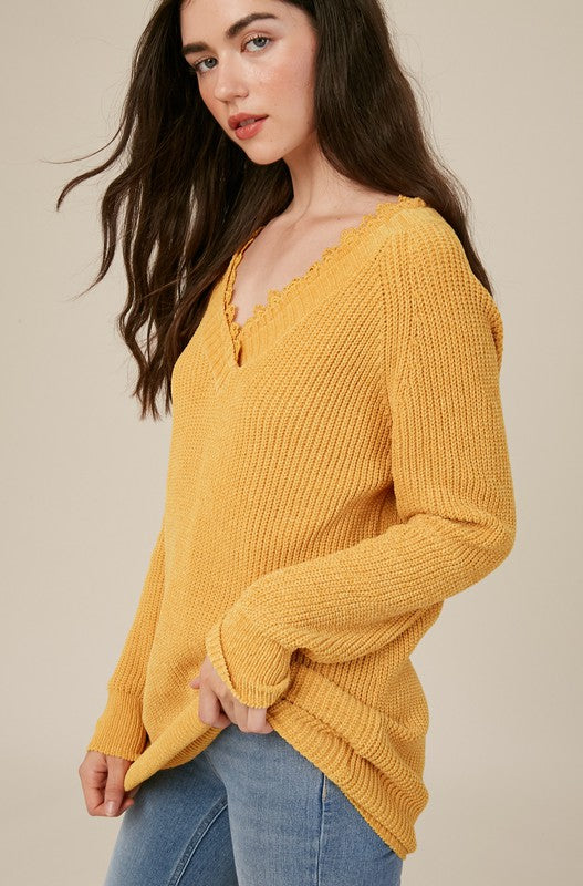 Little Sunshine Sweater