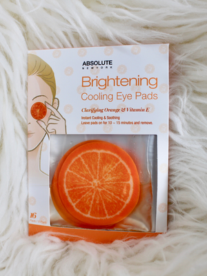 Orange Eye Pad