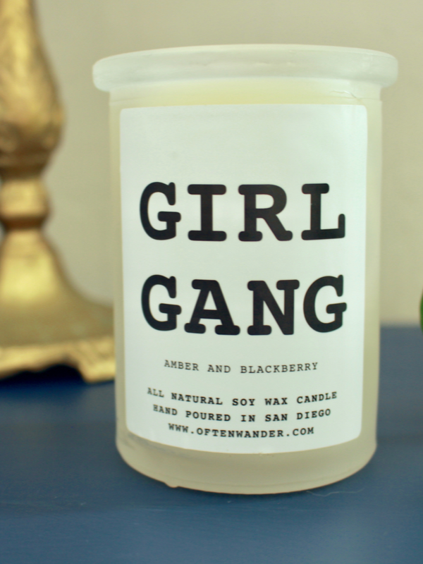Girl Gang Candle