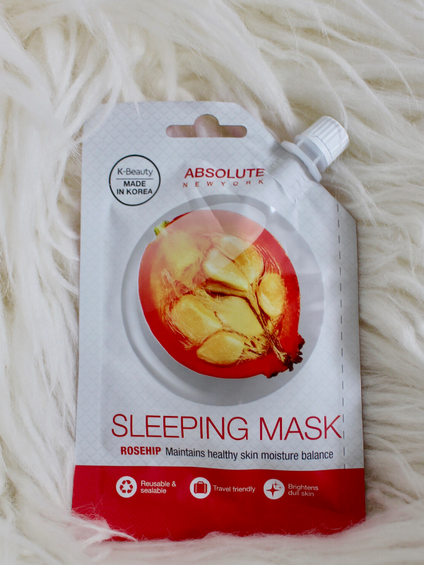 Rosehip Sleeping Mask
