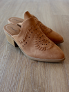 Montana Cut Out Camel Mules