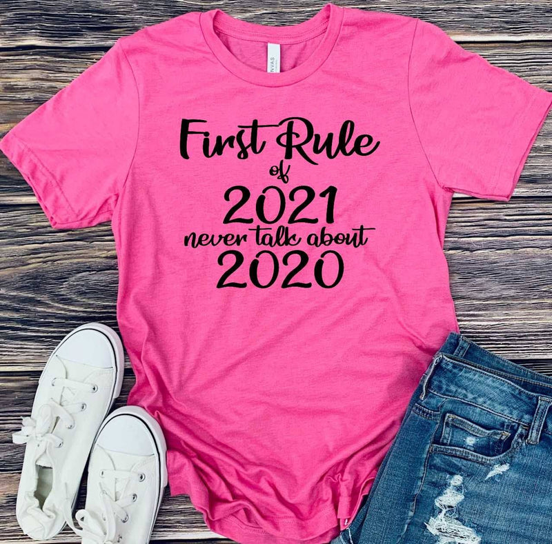 First Rule Tee