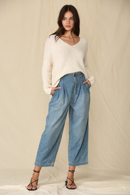 Homeschool Mom Jeans