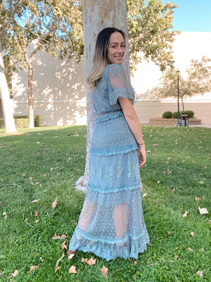 Living My Fairytale Maxi Dress