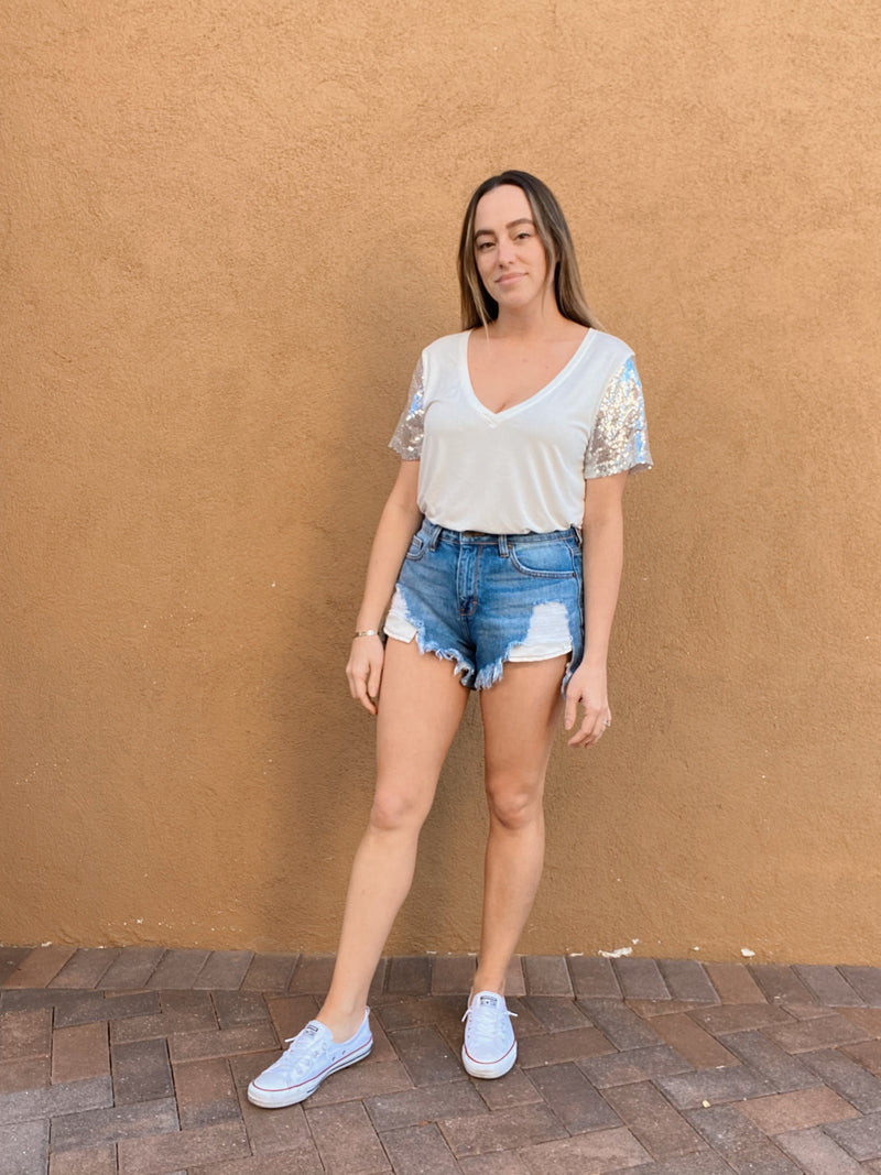 Sofie Mom Short