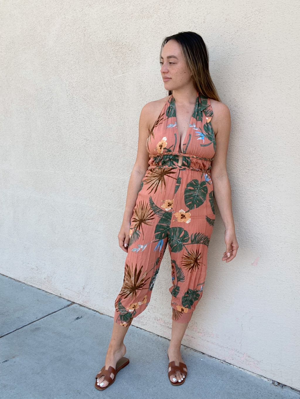 Cameron Backless Jumpsuit