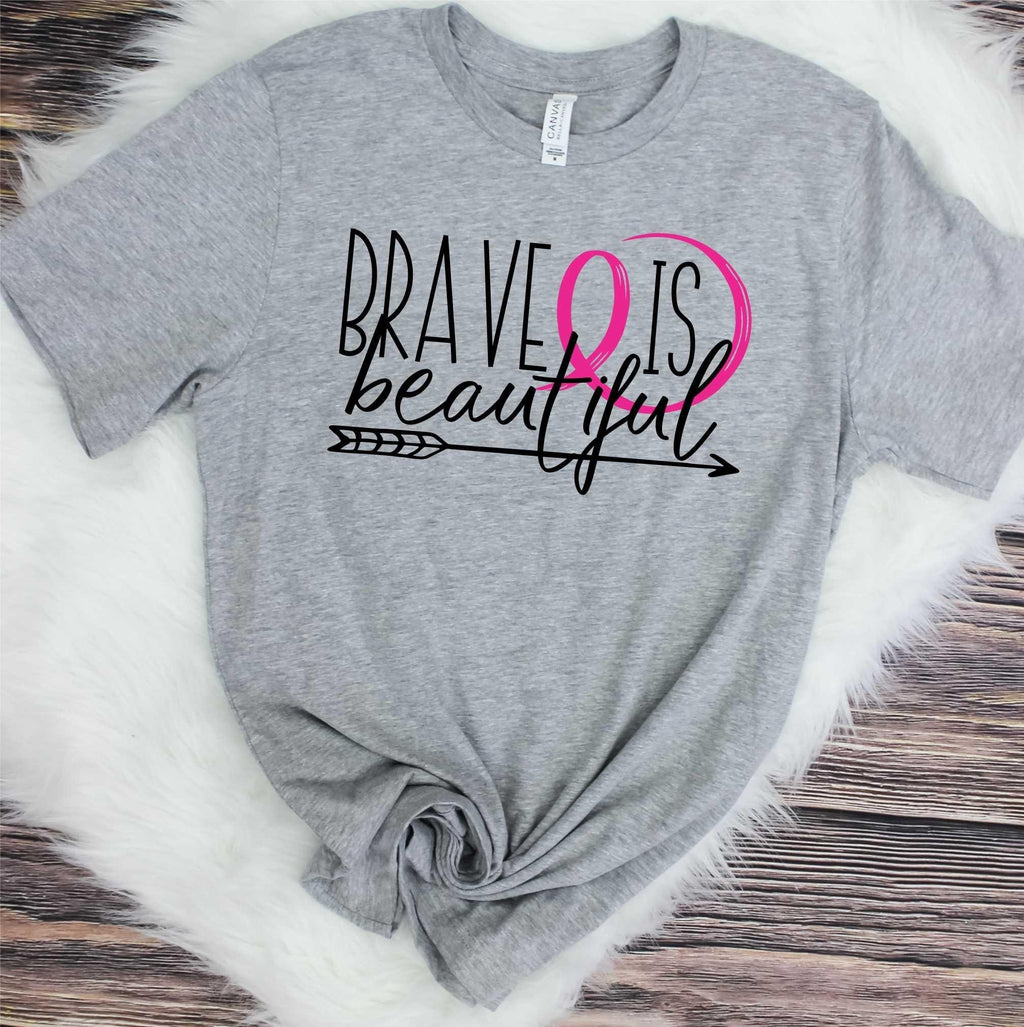 Brave Is Beautiful Tee
