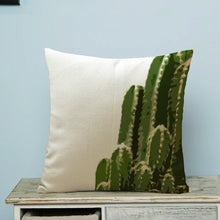 Cacti & Tropical Plant Cushion Covers/Cases 45x45cm
