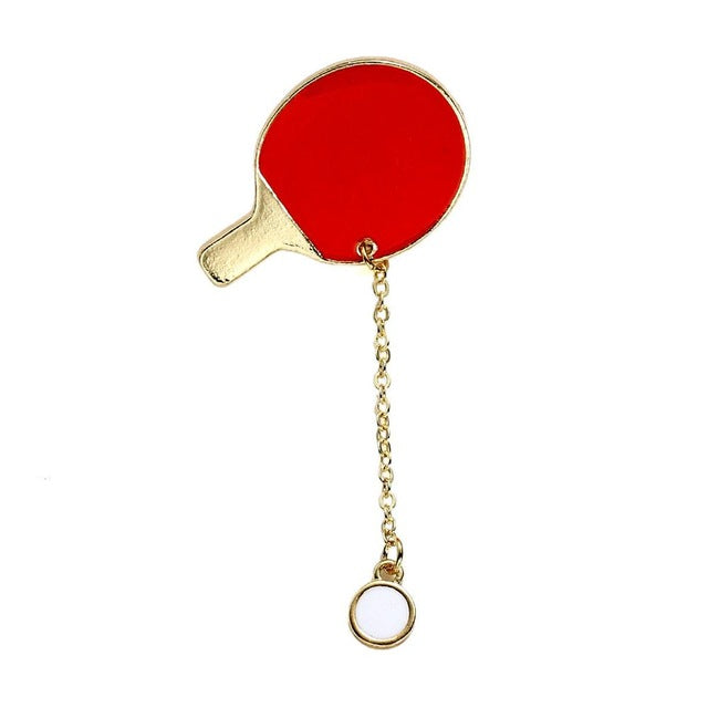 🏓 Table Tennis Pin