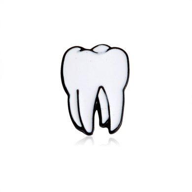 Just a tooth Lapel Pin