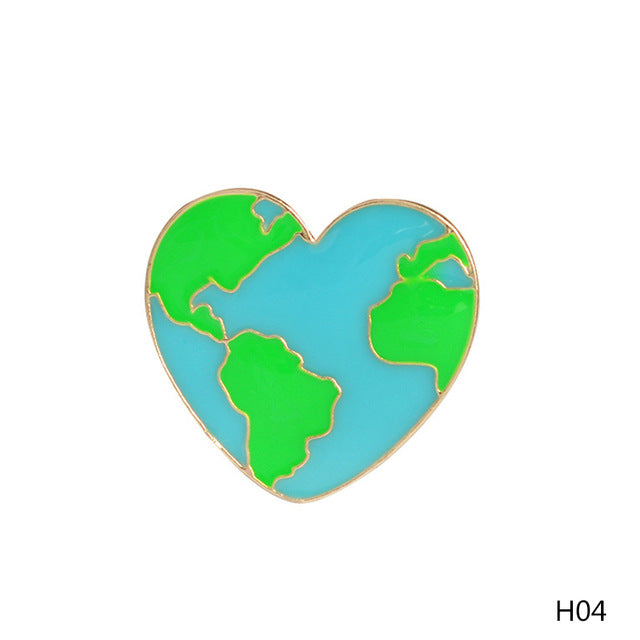 Love Earth <3 - 25% of Profit goes to Charity