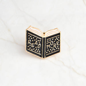 Read More Lapel Pin
