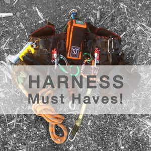 Harness Must Haves - Sam Turner