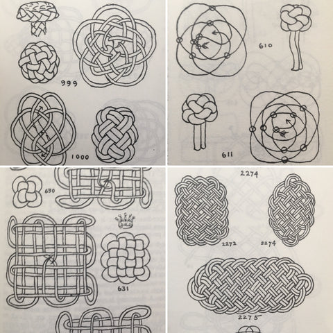 THE ASHLEY BOOK OF KNOTS decorative page