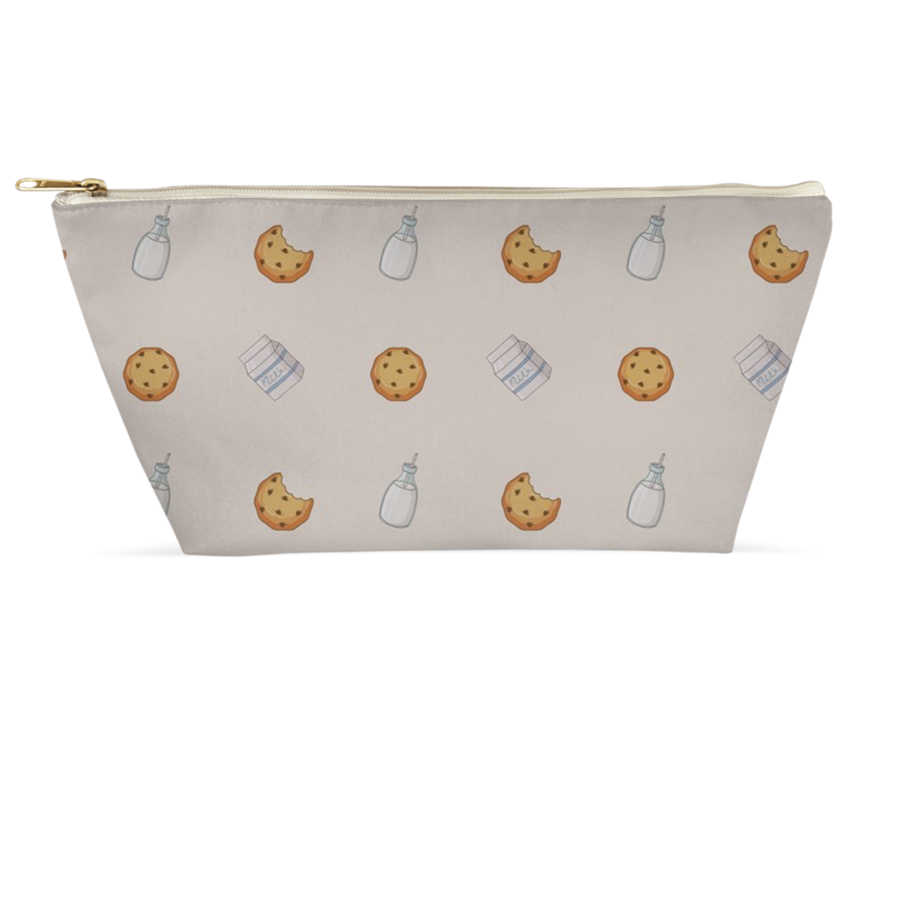 Milk & Cookies Accessory Pouch