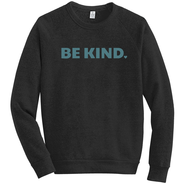 Be Kind Eco-Fleece Sweatshirt