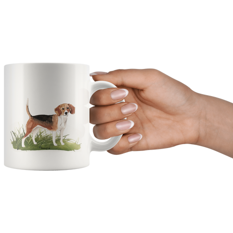 Beagle Coffee Mug