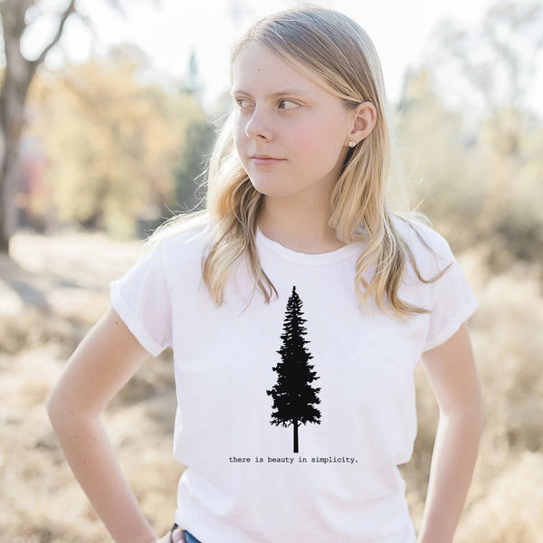 There is Beauty in Simplicity T-Shirt
