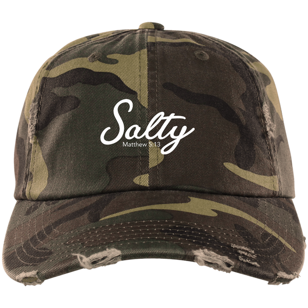 Salty Distressed Hat