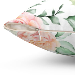 Floral Spring Pillow