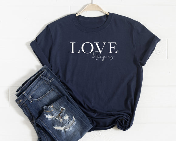 Love Reigns Women's Relaxed T-Shirt