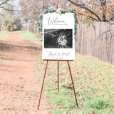 Wedding Welcome Photo Sign - Vol. 2