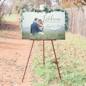 Wedding Welcome Sign - Vol. 1