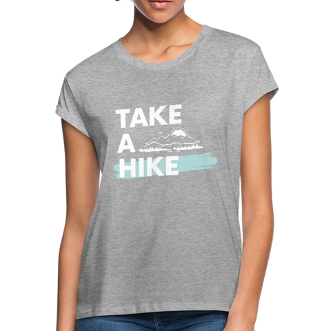 Take a Hike T-Shirt - heather gray