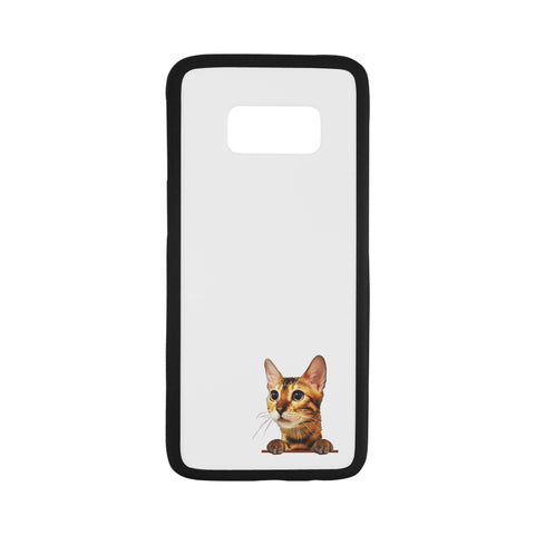 Simba the Bengal Rubber Case for Samsung