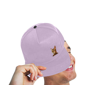 Simba the Bengal Snapback Hat
