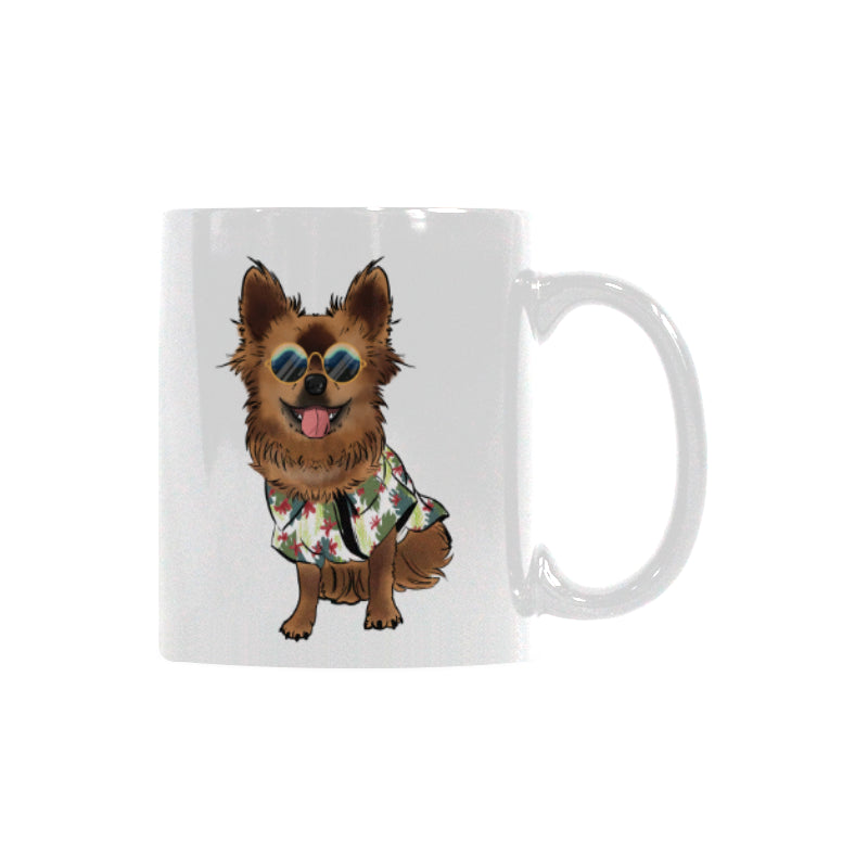 Chewie Custom White Mug (11oz)