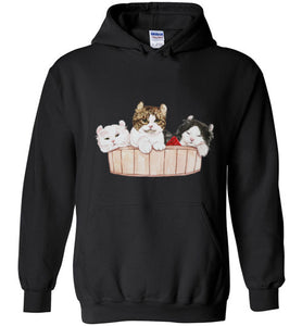 Ameria the Cat Unisex Hoodie Jacket S-2XL