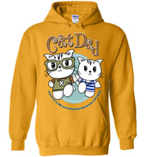 Cat Dad Unisex Hoodie Jacket It Took Someone Special to be a Cat Daddy S-2XL