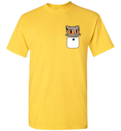 Knoet Cat Kids T-shirt Out Of Pocket