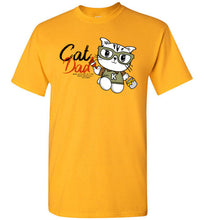 Cat Dad Kids T-shirt Special to be a Cat Daddy