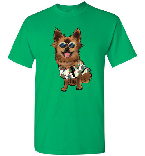 Chewie The Wookie Men's T-Shirt-Vardise.com