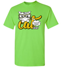 Cat Dad Men's T-shirt Anyone Can Be A Dad, But It Took Someone Special to be a Cat Daddy S-2XL