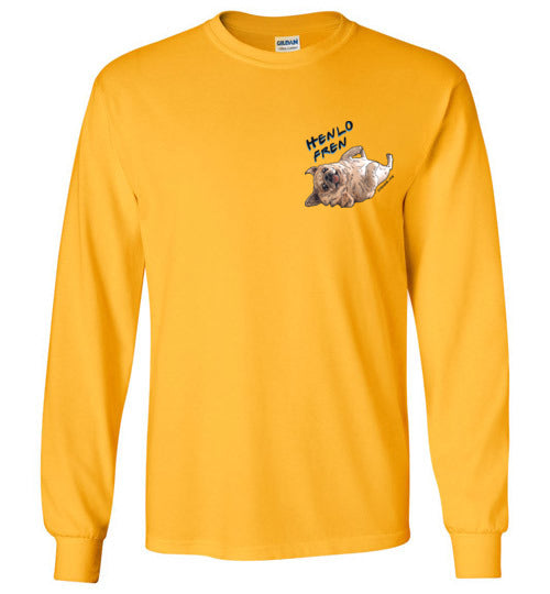 Bamei Tongue Pug Long Sleeve