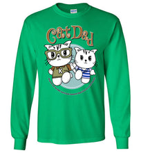 Cat Dad Kids Long Sleeve T-shirt It Took Someone Special to be a Cat Daddy