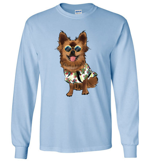 Chewie The Wookie Long Sleeve T-Shirt